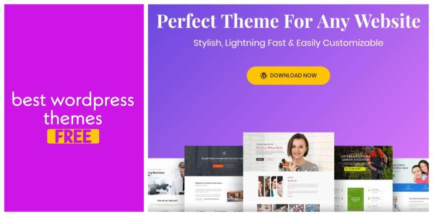 best-wordPress-themes-free