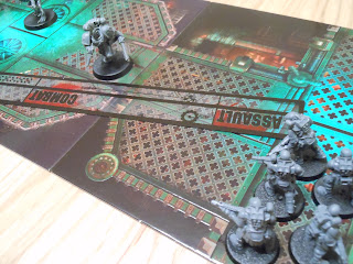 Deathwatch: Overkill genestealer cultists attack