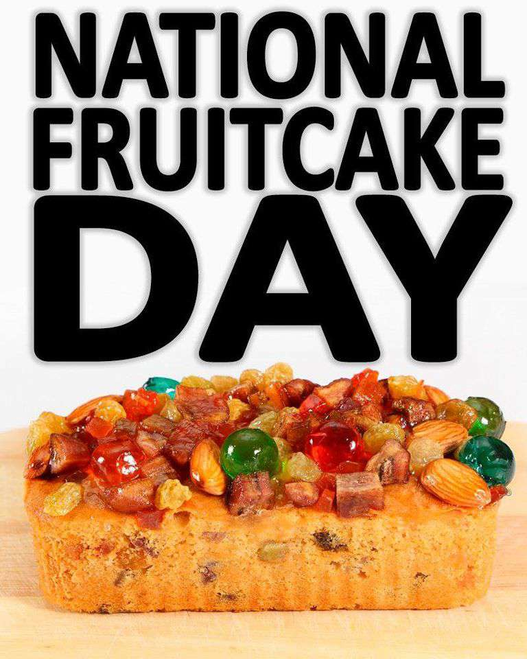 National Fruitcake Day Wishes for Whatsapp