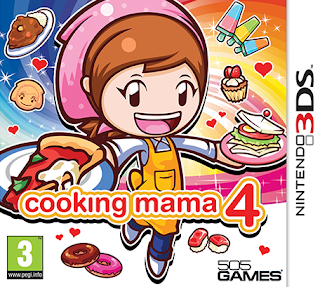 Free Download Cooking Mama 4 Kitchen Magic 3DS CIA Region Free