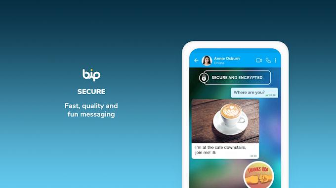 BiP Messaging, Aplikasi Penantang Baru Whatsapp