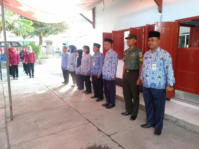 Danramil 23 Ceper Menghadiri Upacara Peringkatan Hari Pahlawan Nasional