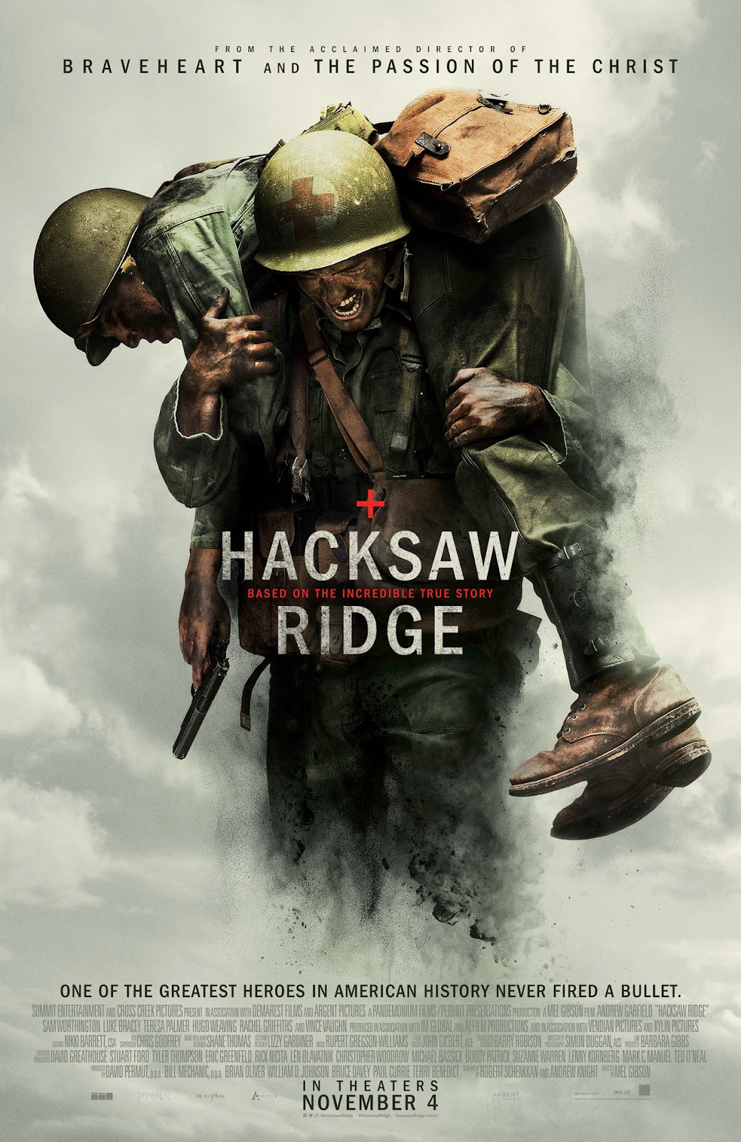 Hacksaw Ridge – HD 720p – Legendado