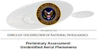 Pentagon UFO Report - Prelimary Assessment UAP