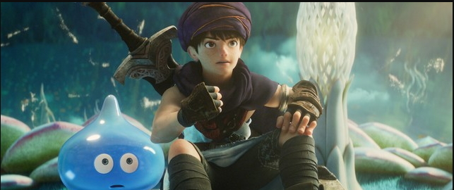 Film Dragon Quest Your Story