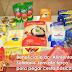 Beneficiário do 'Alimento Solidário' tem até terça para pegar cesta básica