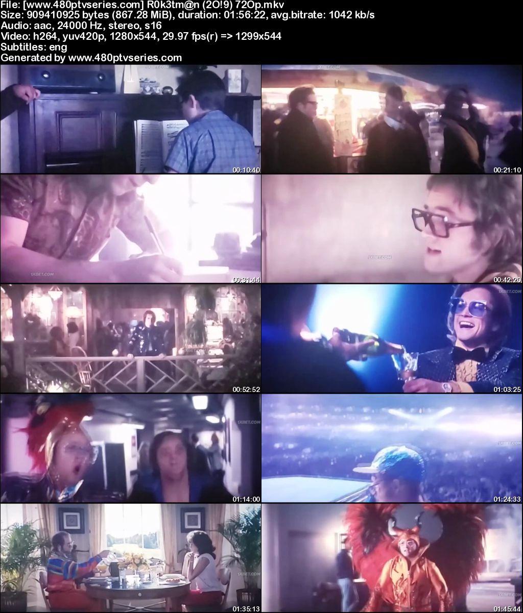Watch Online Free Rocketman (2019) Full English Movie Download 480p 720p HD-CAM