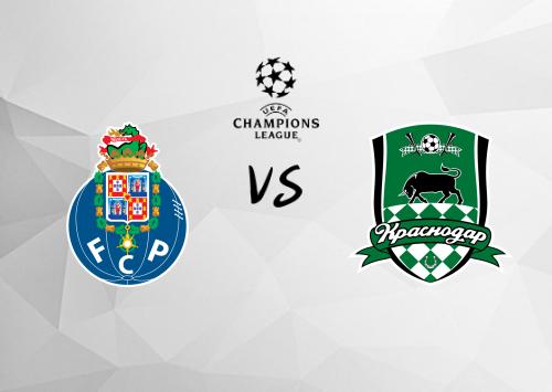 Porto vs Krasnodar  Resumen