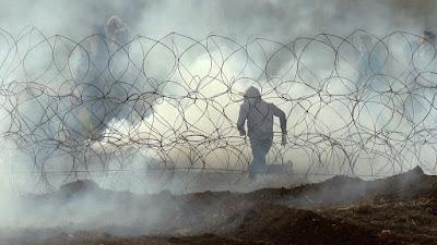 Carte postale de Gaza dans - PHOTOGRAPHIE a7