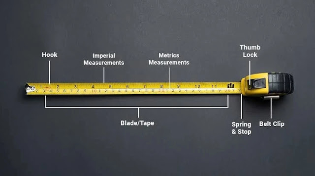 स्टील मेजरिंग टेप - what is steel measuring tape