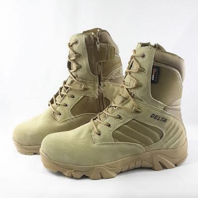 Sepatu Boot Tactical Delta 8 inc