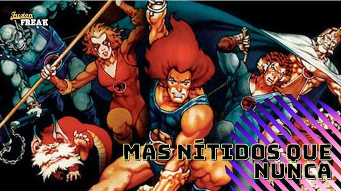 Han Remasterizado a 4k la intro de los Thundercats