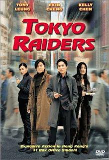 "REVIEW: ""Tokyo Raiders (2000)"" By: Felipe Múgica"