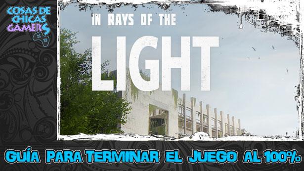 Guía de In rays of the light para completar juego