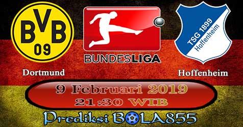 Prediksi Bola855 Dortmund vs Hoffenheim 9 Februari 2019