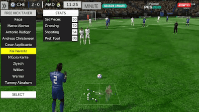 First Touch Soccer 2021 - FTS 21 MOD PES