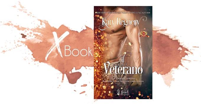 """""""Il Veterano"""" di Katy Regnery (A Modern Fairytale Vol. 1) - Quixote Edizioni"""