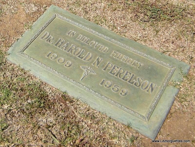 Los Angeles Morgue Files Murderer Dr Harold Perelson