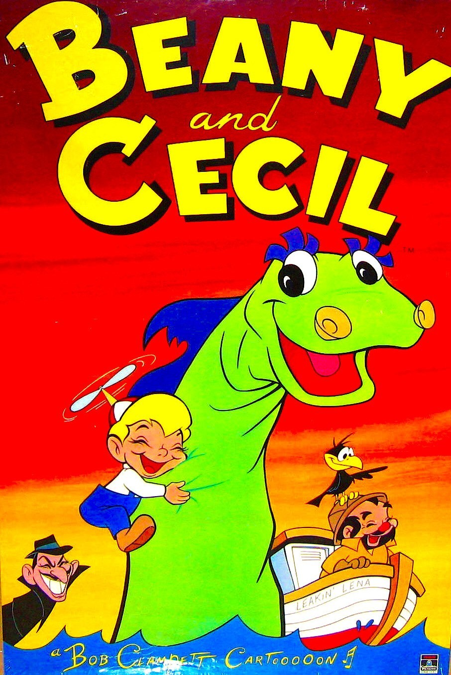 Not Now Silly  Beany and Cecil ▻ Saturday Morning Cartoons 96d2e89a117