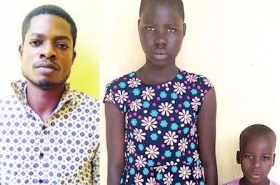 kidnapper arrested ibadan