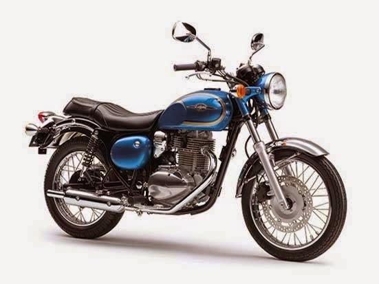 Motor Kawasaki Kawasaki Estrella 250
