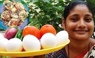 How To Cook Perfect Eggs Tomato Curry Every Time | Amazing Village Style Cooking Tomato Eggs Recipe