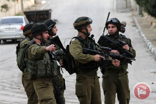 """Ratusan Tentara """"Israel"""" Menyerang Desa Palestina di Daerah Bethlehem"""