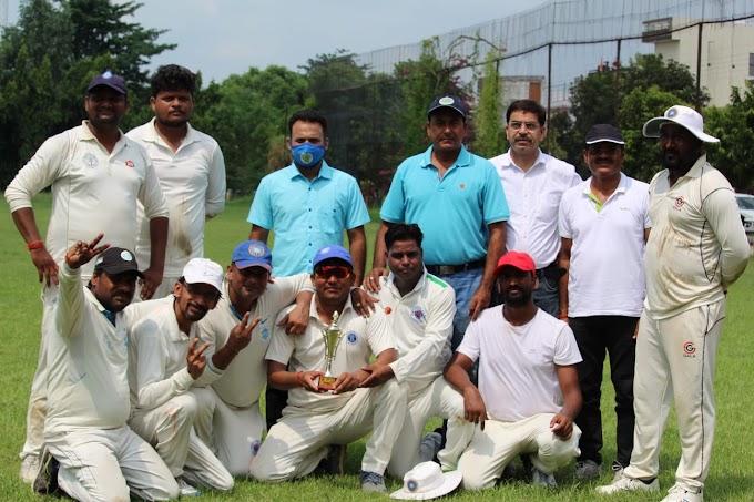 प्रतापगढ़ सुपर XI (पूर्वांचल) को पराजित कर मध्यांचल विद्युत वितरण निगम ने लहराया जीत का परचम