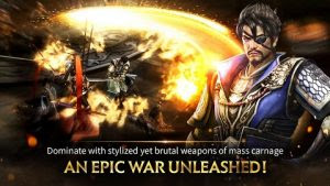 Dynasty Warriors Unleashed APK Full Version Terbaru for Android