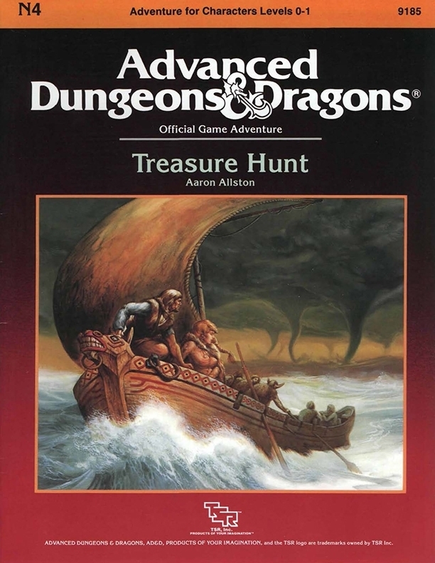 Hits To Kill Treasure Hunt By Aaron Allston Advanced Dungeons And