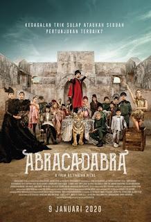 Review Abracadabra 2020 Bioskop » Jadwal Film Januari 2020