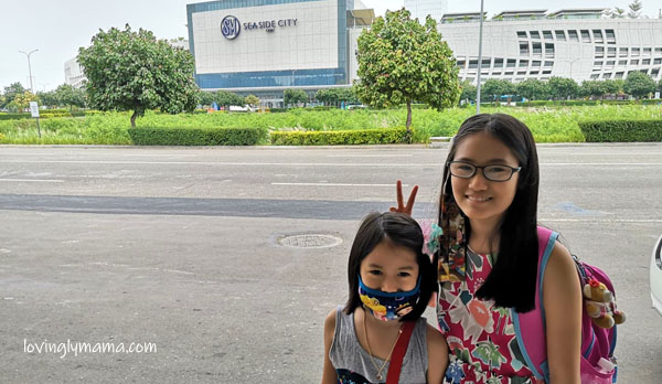 tips for traveling with sick kids - health and wellness -family travel - wedding - family reunion - flower girl -allergic to flowers - allergic rhinitis - sickness - Bacolod blogger - Bacolod mommy blogger - face mask