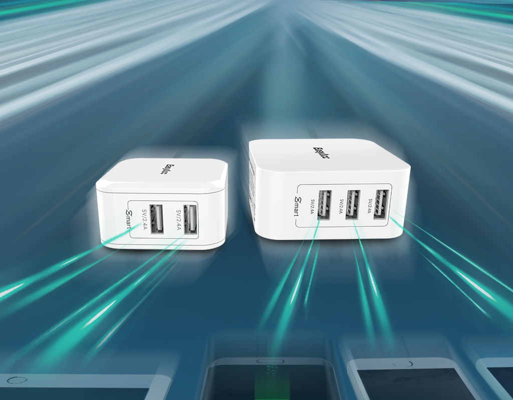 Only One Wall Charger Giveaway