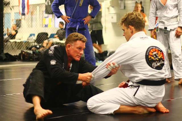Is BJJ a martial art?: Expressing the same principles in different ways