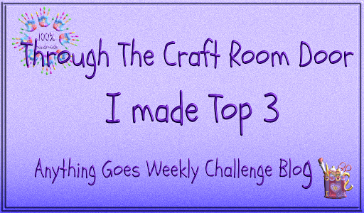 May 2021 - Anything Goes Challenge