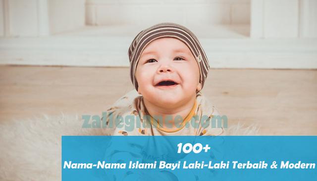 100 Nama Islam Bayi Laki-Laki - Nama Anak Terbaik dan Modern 2019
