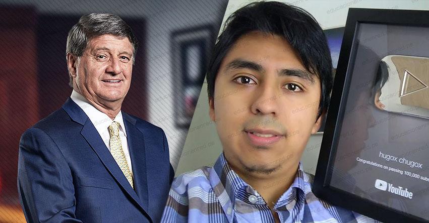 HUGOX CHUGOX: Condenan a YouTuber peruano a prisión suspendida por difamación contra exvicepresidente Raúl Diez Canseco [VIDEO]