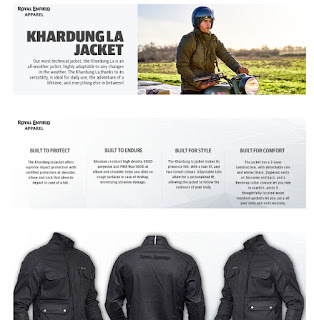 Royal Enfield best jacket for all weather