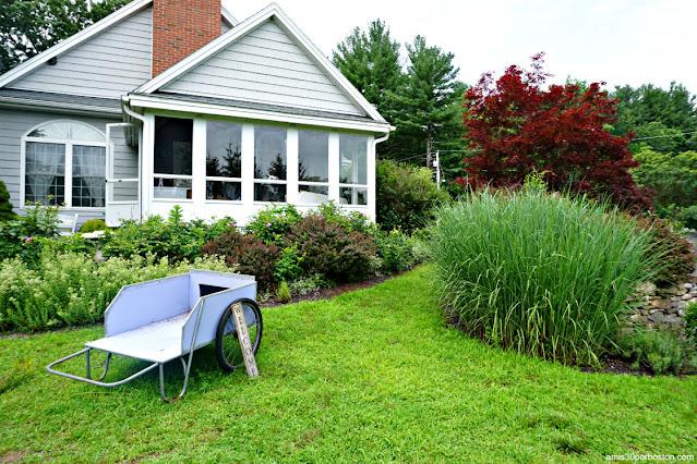 Laromay Lavender Farm en Hollis, New Hampshire