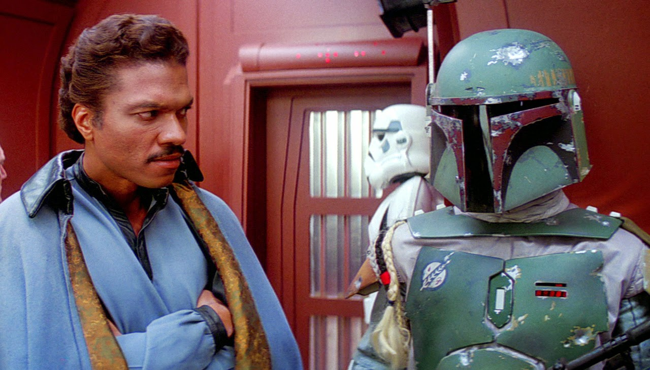 boba fett the empire strikes back star wars lando calrissian billy dee williams