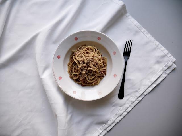 Skvělá omáčka na špagety