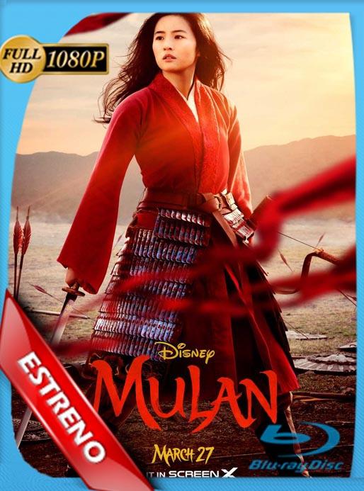 Mulan (2020) HD [1080p] Latino [GoogleDrive] SilvestreHD