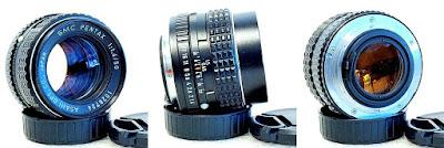 SMC Pentax-M 50mm 1:1.4 #724