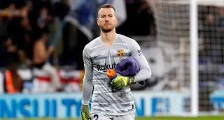 Diario AS: Barcelona set €15m asking price tag on unhappy Goalkeeper Neto