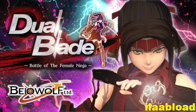Dual Blade Battle of The Female Ninja Free Download