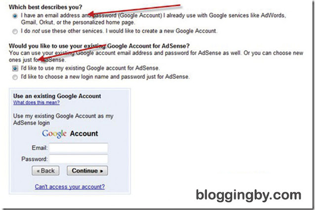 Adsense Ka Email Address