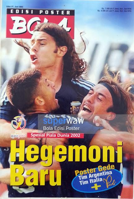 Bola Edisi Poster - Hegemoni Baru