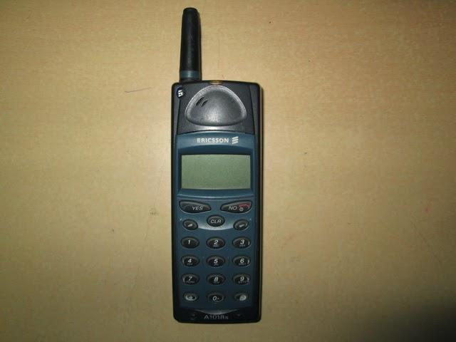 Ericsson A1018s rusak buat kanibalan