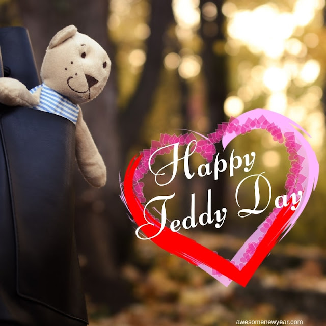 Happy Teddy Day : Best wishes, Images, Messages, and Quotes