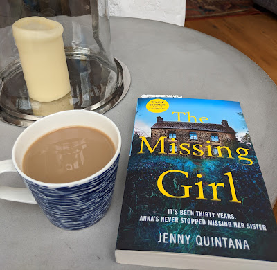 book recommendations review The Missing Girl